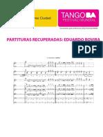 Partituras Recuperadas - Eduardo Rovira