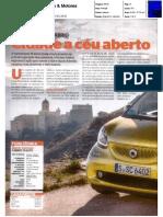 smart fortwo cabrio | Ensaio na revista Carros & Motores