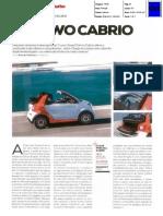 smart fortwo cabrio | Ensaio na revista Turbo