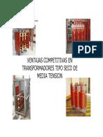 Ventajas Competitivas en Transformadores Tipo Seco de Media Tension [Modo de Compatibilid