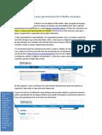 Normas e Critérios Para Apresentação de Trabalho Em Grupo-Redes 1