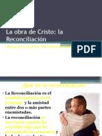 La obra de Cristo la RECONCILIACION.pptx