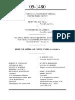 US Department of Justice Antitrust Case Brief - 01414-209127