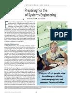 El futuro de la Ingeniería de Sistemas