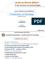 Energies Renouvelables Production Et Stockage-2