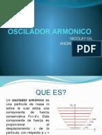 OSCILADOR ARMONICO