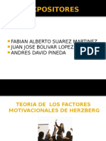 Exposicion Motivacion Herzberg