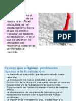 Localizacion Fisica Planta