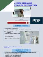 Evaluador de Visión Automatizado Eva Como Medio de Diagnóstico en Optometría