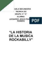 La Historia de La Musica Rockabilly