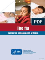 influenza flu homecare guide