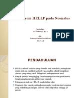 Efek Sindrom HELLP Pada Neonatus Ppt Siap Presentasi