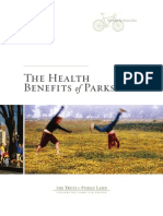 The Health Benefits of Parks ~ by Erica Gies