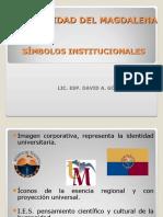 SIMBOLOS INSTITUCIONALES