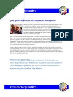NPE Resume Ejecutivo (Español)