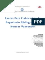 Repertorios Bibliográficos Trabajo