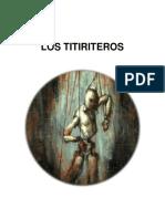 Los Titiriteros - Ensayo
