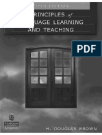H. Douglas Brown - Principles of Language Learning  and Teaching 5th Edition.pdf