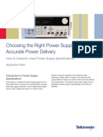 3GW-25248-1 Choosing the Right Power Supply For