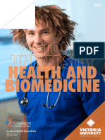 Discipline Guide Health Biomedicine