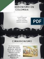 Cimarronismo en Colombia