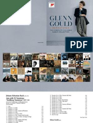 Glenn Gould-Glenn Gould Remastered-The Complete Columbia