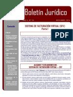 Boletin Juridico No. 24 Vale
