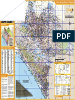 Carta Geográfica de Chiapas