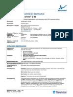 MSDS Tetrasodium EDTA Dissolvine E 39