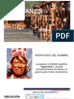Grupo étnico Guaranies