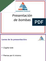 Conceptos Bombas