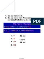 Alg. II-9 Notes April 23