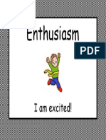 enthusiasm poster