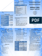 Leaflet PPDS UNS 2016 Periode I