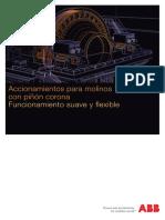Accionamientos Para Molinos Con Pinon Corona_Funcionamiento Suave y Flexible-Abb