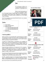 Ricardo Núñez Muñoz - Wikipedia, La Enciclopedia Libre