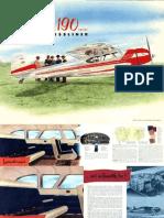 Cessna 190 Businessliner