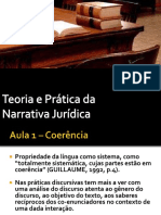 Aula 1-Narrativa Jurdica