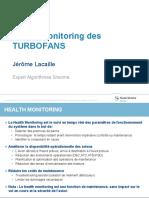 Health-Monitoring Des Turbofans