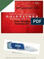 Instruksi Penggunaan AED