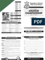 1035B CDGA Amateur Championship
