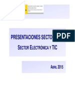Electronica y TIC