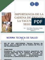 EXPO CADENA DE FRIO.ppt