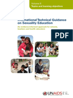 20091210 International Guidance Sexuality Education Vol 2 En