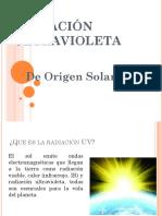 Protocolo 1 Radiación Ultravioleta Capacitacion