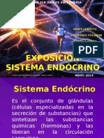 Sistema Endocrino Presentación