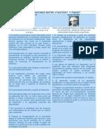 Comparaciones Entre Vygotsky y Piaget