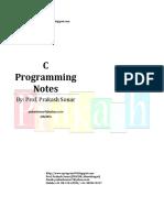 C Programming Book