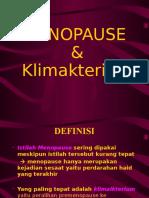 menopause & klimakterium.ppt