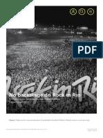 No Backstage Do Rock in Rio